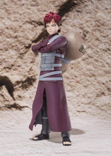 Load image into Gallery viewer, Naruto: S.H.Figuarts Gaara