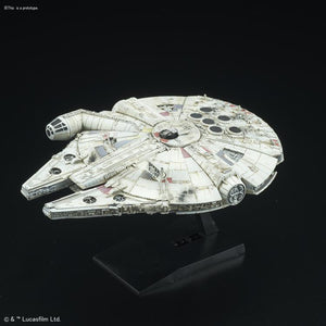 Star Wars Vehicle Model #006 1/350 Millennium Falcon (A New Hope)