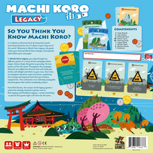 Load image into Gallery viewer, Machi Koro Legacy