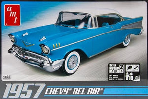 1/24 1957 Chevy Bel Air