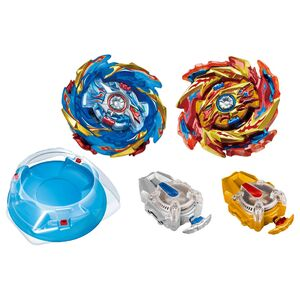 Beyblade Burst B-174 Limit Break DX Set