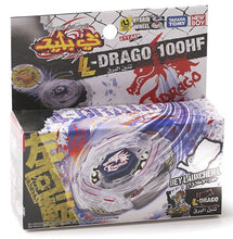 Load image into Gallery viewer, Beyblade Metal Fusion Lightning L-Drago 100HF