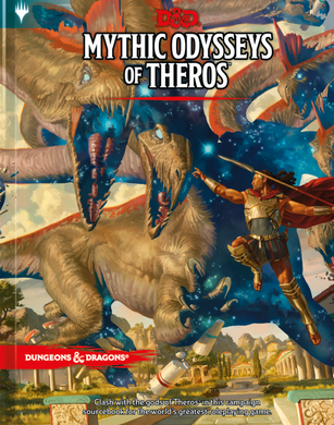 D&D 5.0 Mythic Odysseys of Theros