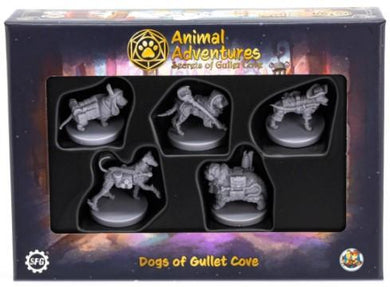 Animal Adventures: Dogs of Gullet