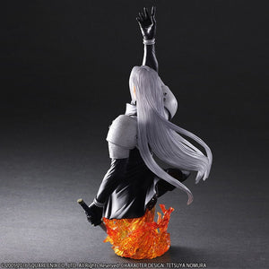 FINAL FANTASY VII:Static Arts Bust Sephiroth