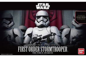 Star Wars 1/12 First Order Stormtrooper