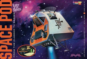 Lost in Space: 1/24 Space Pod