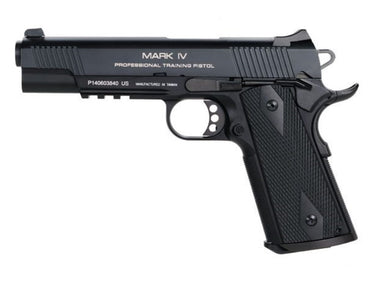 Green Gas 1911 MKIV PTP Black