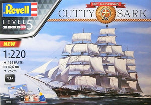 1/220 Cutty Sark (150th Anniversary)