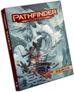 RPG PATHFINDER PLAYTEST SOFT COVER