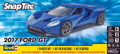 1/24 2017 Ford GT Snap