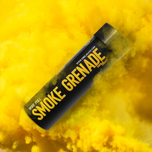 Wire Pull Smoke Grenades