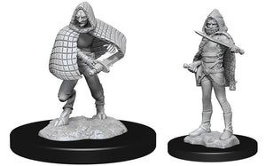 D&D Nolzur's Marvelous Miniatures Darkling Elder & Darkling