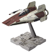 Load image into Gallery viewer, Star Wars 1/72 A-Wing Starfighter