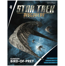 Load image into Gallery viewer, Star Trek Discovery Klingon Bird-of-Prey