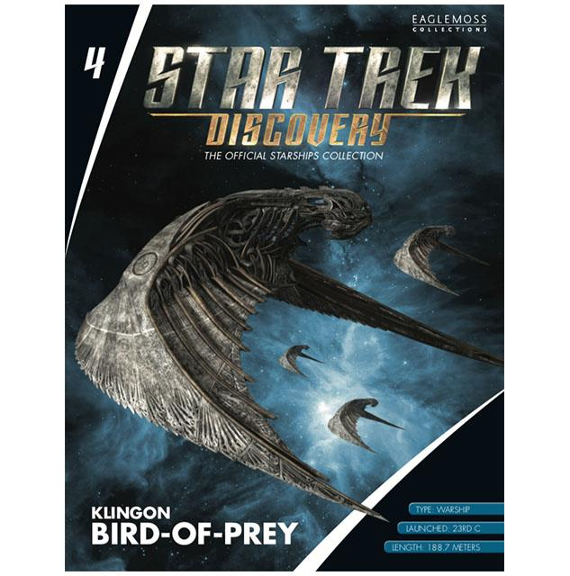 Star Trek Discovery Klingon Bird-of-Prey
