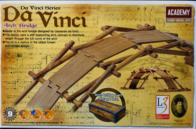 Da Vinci Arch Bridge Model Kit