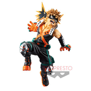 My Hero Academia: King of Artists Bakugo Katsuki