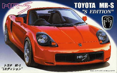 1/24 Toyota MR-S (S Edition)