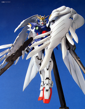 Load image into Gallery viewer, MG 1/100 Wing Zero Custom