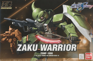 HG 1/144 #18 Zaku Warrior
