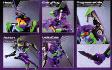 Load image into Gallery viewer, EVA Unit-01 TEST TYPE (Rebuild of Evangelion 1.0)