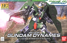 Load image into Gallery viewer, HG 1/144 00 Gundam Dynames