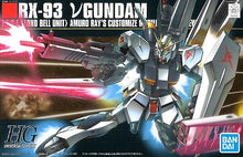 Load image into Gallery viewer, HGUC 1/144 V Nu Gundam