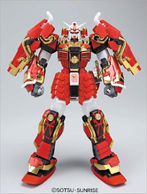 Load image into Gallery viewer, MG 1/100 Shin Musha Gundam Deluxe Sengoku no Jin