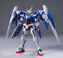 Load image into Gallery viewer, HG 1/144 00 Raiser + GN Sword III