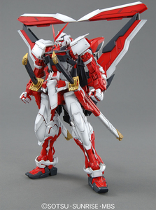 MG 1/100 Gundam Astray Red Frame