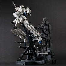 Load image into Gallery viewer, MG 1/100 RX-0 Unicorn Gundam W MS Cage