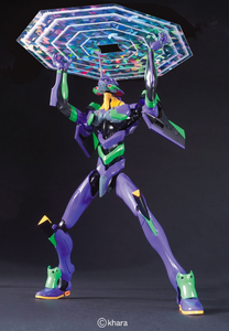 EVANGELION EVA-01 Test Type