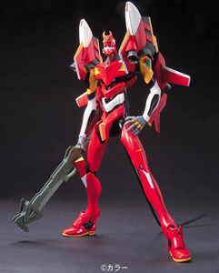 EVA-02 production (REBUILD OF EVANGELION 2.0)