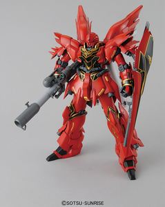 MG 1/100 MSN-06S Sinanju