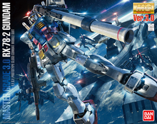 Load image into Gallery viewer, MG 1/100 RX-78-2 Gundam Ver.3.0