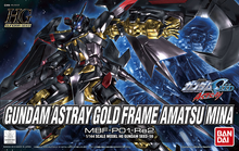 Load image into Gallery viewer, HG 1/144 #59 Gundam Astray Gold Frame Amatsu Mina