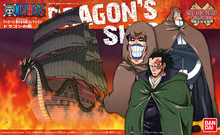 Load image into Gallery viewer, One Piece GSC Dragon's ship