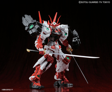 Load image into Gallery viewer, MG 1/100 Sengoku Astray Gundam