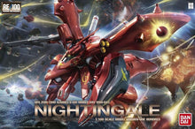 Load image into Gallery viewer, RE 1/100 MSN-04II Nightingale