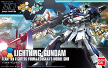 Load image into Gallery viewer, HGBF 1/144 Lightning Gundam