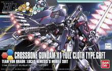 Load image into Gallery viewer, HGBF 1/144 Crossbone Gundam X-1 Full Cloth Ver.GBF