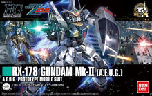 Load image into Gallery viewer, HGUC 1/144 RX-178 MK-II Gundam AEUG
