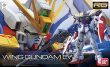 Load image into Gallery viewer, RG 1/144 Wing Gundam EW