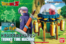 Load image into Gallery viewer, Figure-rise Mechanics DBZ Trunks' Time Machine