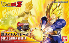 Load image into Gallery viewer, Figure-rise Standard DBZ Super Saiyan Vegeta