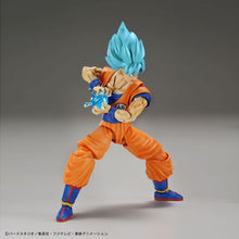 Load image into Gallery viewer, Figure-rise Standard DBZ Super Saiyan God SS Goku