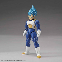 Load image into Gallery viewer, Figure-rise Standard DBZ Super Saiyan God SS Vegeta