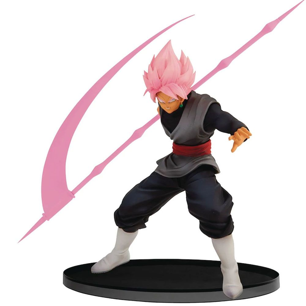 DBZ: BWFC Super Saiyan Rose Goku Black