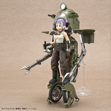 Load image into Gallery viewer, Figure-rise Mechanics DBZ Bulma's Motorcycle
